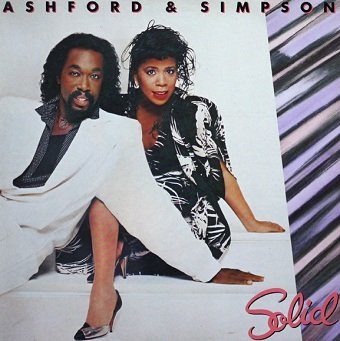 Ashford & Simpson - Solid (LP)