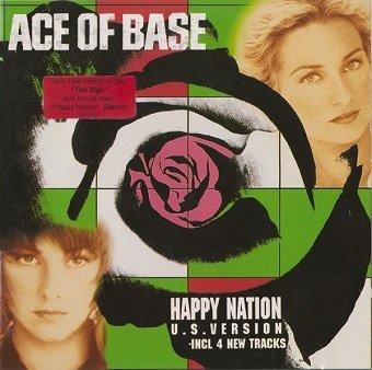 Ace Of Base - Happy Nation (U.S. Version) (CD)