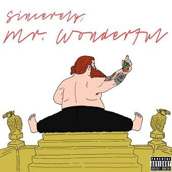 Action Bronson - Mr. Wonderful (CD)