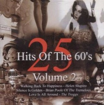 25 Hits Of The 60's Volume 2 (CD)