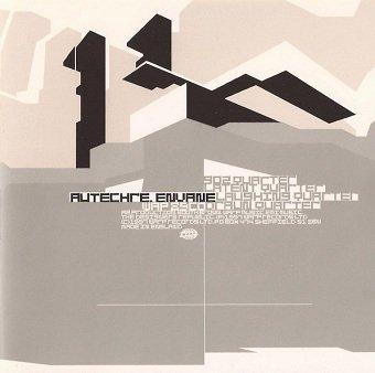 Autechre - Envane (CD)
