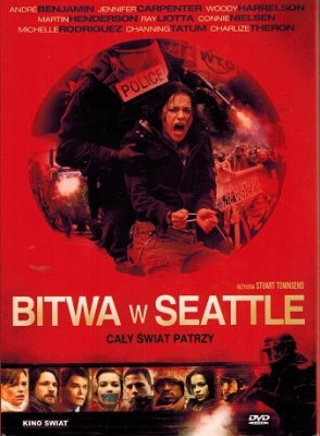 Bitwa w Seattle (DVD)