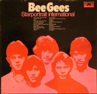 Bee Gees - Starportrait International (2LP)