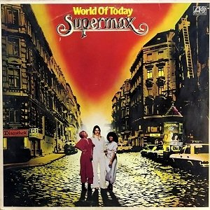 Supermax - World Of Today (LP)