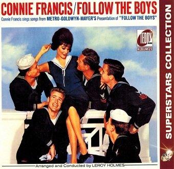 Connie Francis - Follow The Boys (CD)