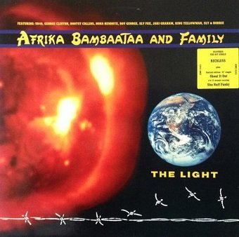Afrika Bambaataa And Family - The Light (LP)