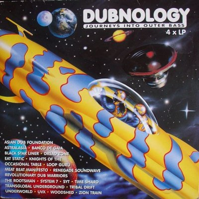 Dubnology - Journeys Into Outer Bass (2CD)