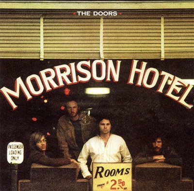 The Doors - Morrison Hotel (CD)