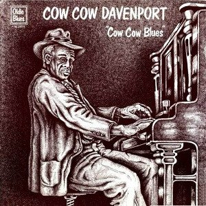 Cow Cow Davenport - Cow Cow Blues 1925 - 1945 (LP)