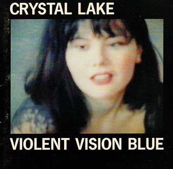 Crystal Lake - Violent Vision Blue (CD)