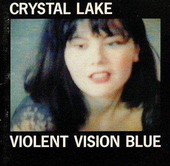 Crystal Lake - Violent Vision Blue (CD)