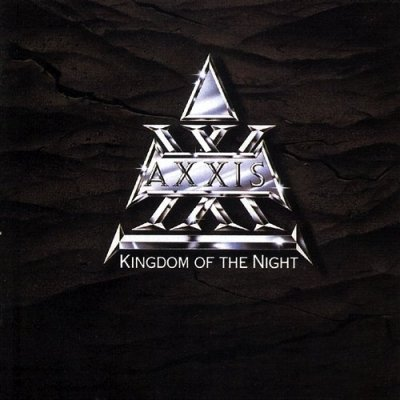 Axxis - Kingdom Of The Night (LP)
