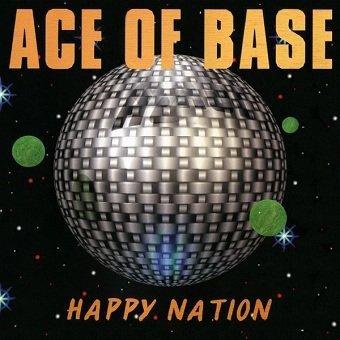 Ace Of Base - Happy Nation (CD)