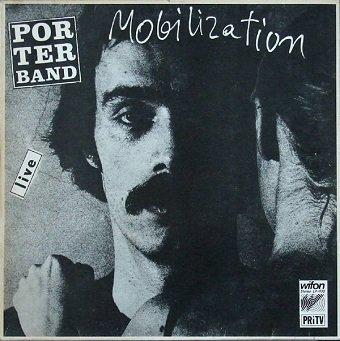 Porter Band - Mobilization (LP)