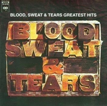 Blood, Sweat And Tears - Blood, Sweat And Tears Greatest Hits (CD)