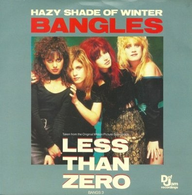 Bangles - Hazy Shade Of Winter (7)