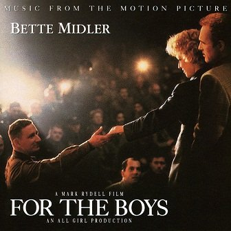 Bette Midler - For The Boys - Music From The Motion Picture (CD)