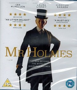 Mr. Holmes (Blu-ray)