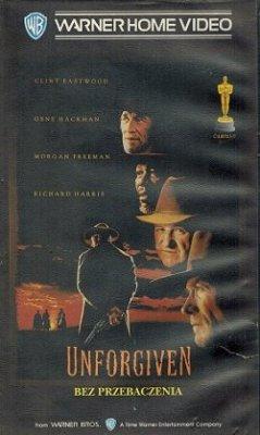 Bez przebaczenia (VHS)
