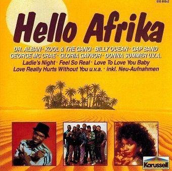 Hello Afrika (CD)