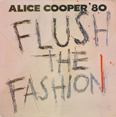 Alice Cooper - Flush The Fashion (LP)