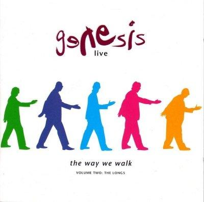 Genesis - Live / The Way We Walk (Volume Two: The Longs) (CD)