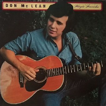 Don McLean - Playing Favorites (LP)