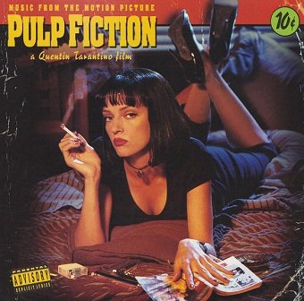 Pulp Fiction (Music From The Motion Picture) (CD)
