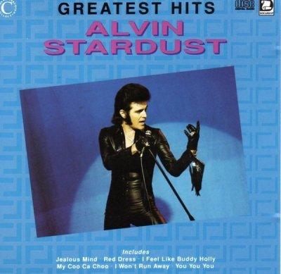 Alvin Stardust - Greatest Hits (CD)