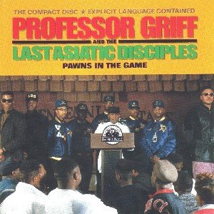Professor Griff And The Last Asiatic Disciples - Pawns In The Game (CD)
