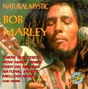 Bob Marley - Natural Mystic (CD)