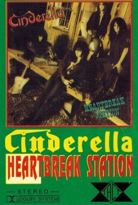 Cinderella - Heartbreak Station (MC)