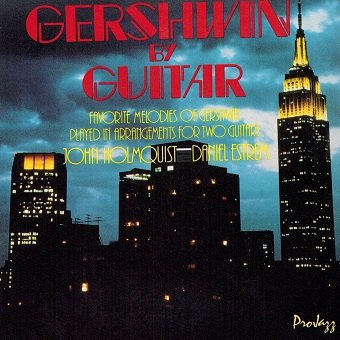 Gershwin By Guitar (CD)