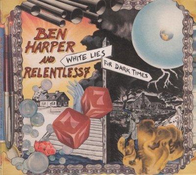 Ben Harper And Relentless7 - White Lies For Dark Times (CD)