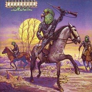 Budgie - Bandolier (LP)