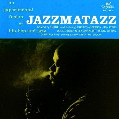 Guru - Jazzmatazz Volume: 1 (CD)