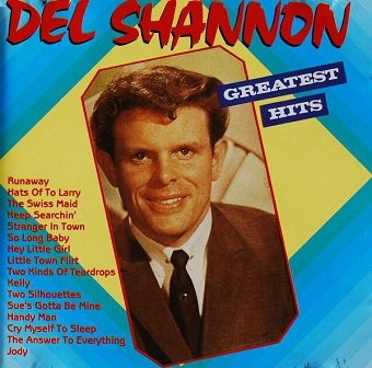 Del Shannon - Greatest Hits (CD)
