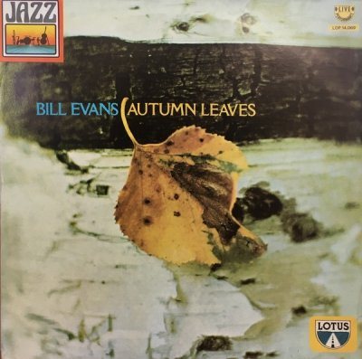 Bill Evans - Autumn Leaves (LP)