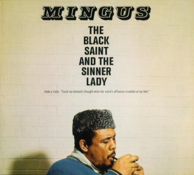 Charles Mingus - The Black Saint And The Sinner Lady (CD)