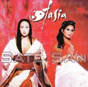 Ofasia - Saté San (CD)