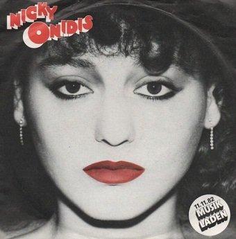 Nicky Onidis - Baby, I Love You (7'')