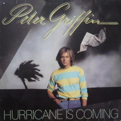 Peter Griffin - Hurricane Is Coming (LP)