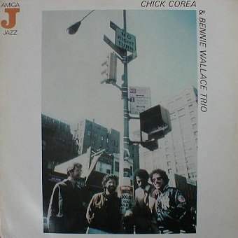 Chick Corea & Bennie Wallace Trio - Chick Corea & Bennie Wallace Trio (LP)