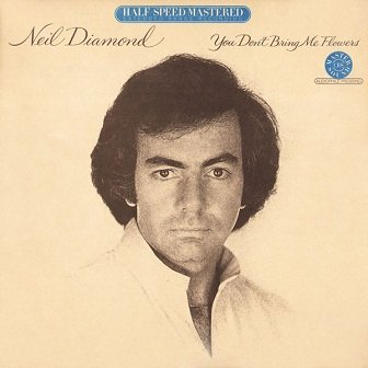 Neil Diamond - You Don't Bring Me Flowers (LP)