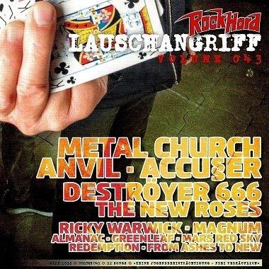 Lauschangriff Volume 043 (CD)