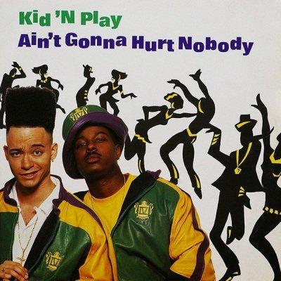 Kid 'N Play - Ain't Gonna Hurt Nobody (Maxi-CD)
