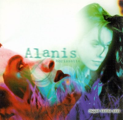 Alanis Morissette - Jagged Little Pill (CD)