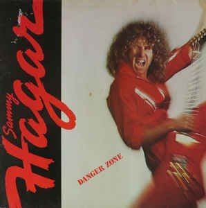 Sammy Hagar - Danger Zone (LP)