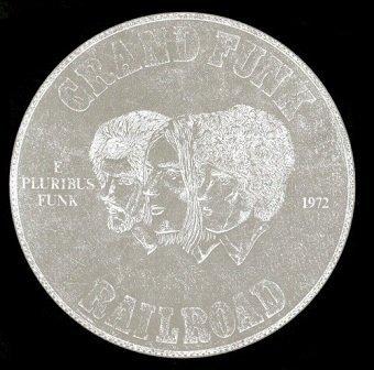 Grand Funk Railroad - E Pluribus Funk (CD)