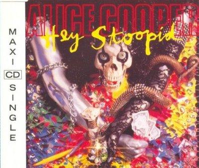 Alice Cooper - Hey Stoopid (Maxi-CD)